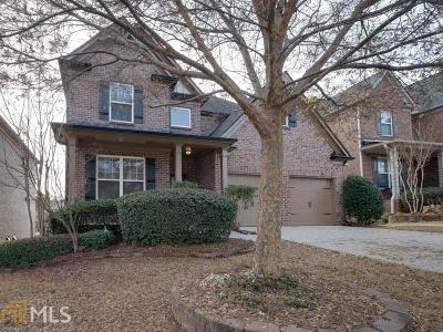 Johns Creek Single Family Home For Sale: 10024 Parc Sky Cir