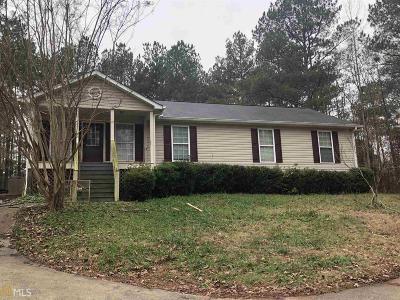 Douglasville Single Family Home New: 7290 Highway 5