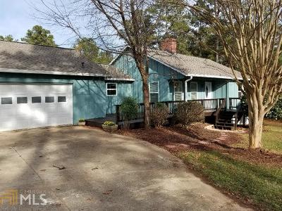Carrollton Single Family Home Under Contract: 486 Cross Plains Rd