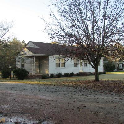 Hart County Single Family Home New: 3400 Elberton Hwy