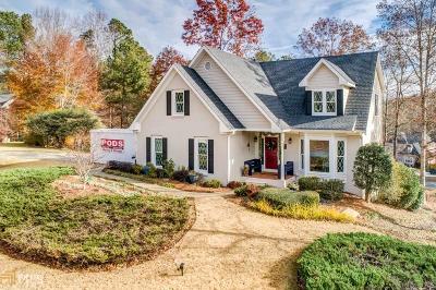 Woodstock Single Family Home For Sale: 3402 Doral Ln