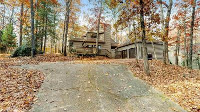 Roswell Single Family Home For Sale: 4040 Loch Highland Pass