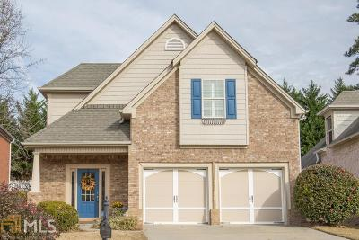 Dacula Single Family Home New: 2133 Stancil Point Dr
