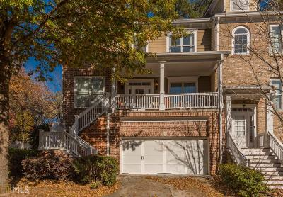 Sandy Springs Condo/Townhouse New: 658 Royer Ct