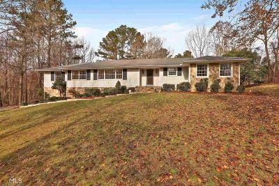 Douglas County Single Family Home New: 4390 Highway 166