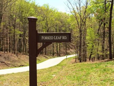 Cleveland Residential Lots & Land New: Forked Leaf Dr #Lot 22