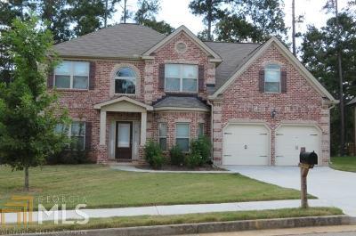 Clayton County Single Family Home New: 11779 Halton Hills Ln