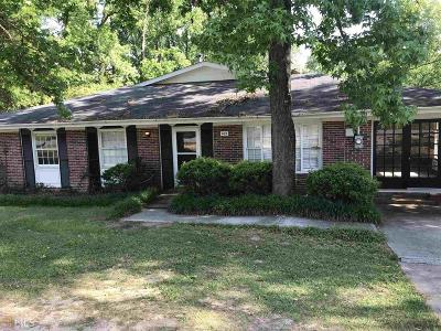 Haddock, Milledgeville, Sparta Single Family Home New: 102 SW Willowbend Way #7