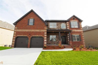 Clayton County Single Family Home New: 646 Toronto Cir