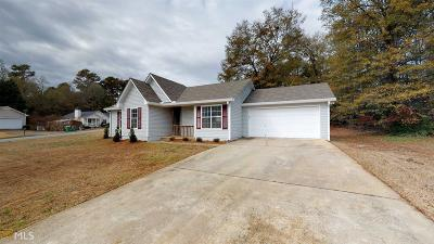 Winder Single Family Home New: 230 Jamie Ct