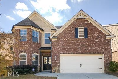 Suwanee Single Family Home New: 3973 Ridge Grove Way