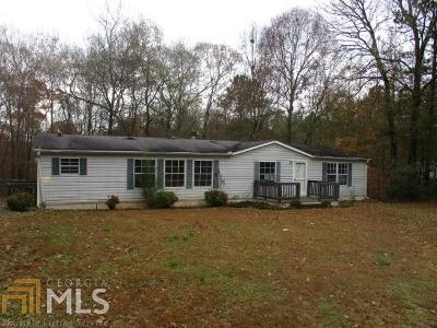 Barnesville Single Family Home For Sale: 122 Talmadge Rd