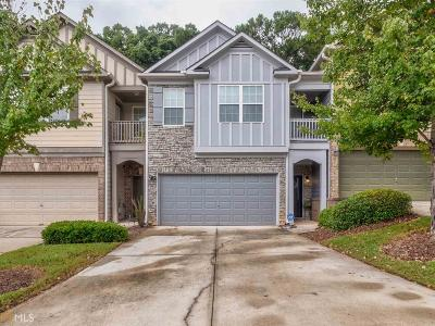 Clayton County Condo/Townhouse New: 3836 Augustine Pl