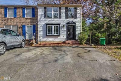 Tucker Condo/Townhouse Under Contract: 4325 Lehaven Cir