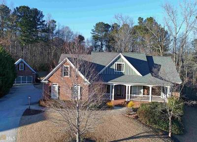 Loganville Single Family Home New: 254 Chandler Walk