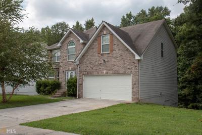 Fairburn Single Family Home New: 603 Ironstone Dr