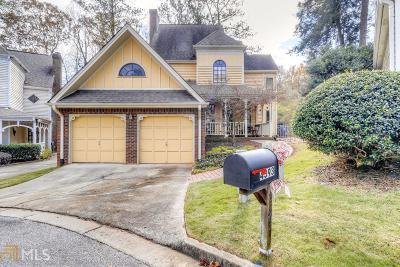 Stone Mountain Single Family Home Under Contract: 4393 Briers Way