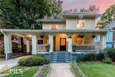Midtown Single Family Home Under Contract: 768 Charles Allen Dr