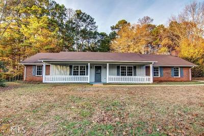 Conyers Single Family Home New: 1868 Brandy Woods Dr