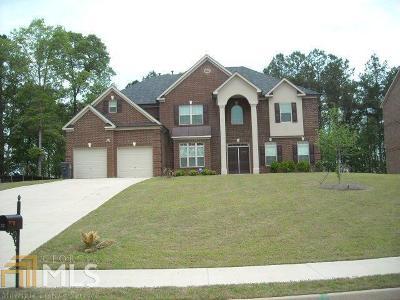 Henry County Single Family Home New: 133 Hay Lake