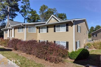Brookhaven Condo/Townhouse Under Contract: 1468 Briarwood Rd #1008