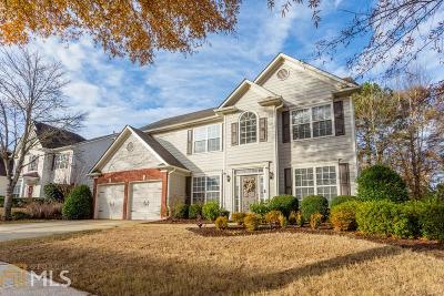 Woodstock Single Family Home New: 384 Windsong Way