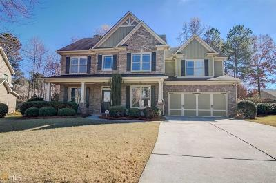 Dacula Single Family Home New: 2099 Ivey Chase Dr