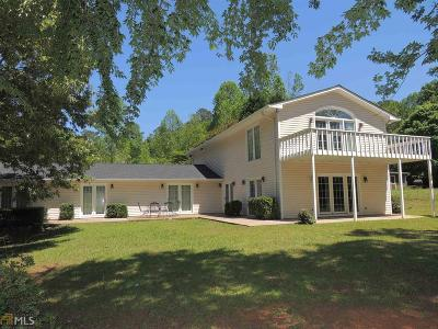 Haddock, Milledgeville, Sparta Single Family Home For Sale: 171 Admiralty Way