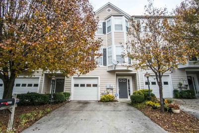 Norcross Condo/Townhouse Under Contract: 2057 Pinnacle Pt Dr