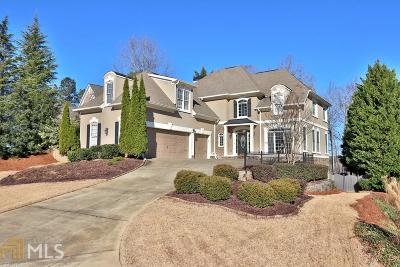 Canton Single Family Home New: 691 Lake Overlook Dr