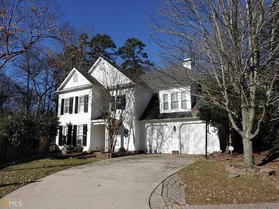 Smyrna Single Family Home New: 2106 Spring Hill Ct