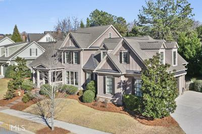Marietta Single Family Home New: 774 Barrett Village Ln