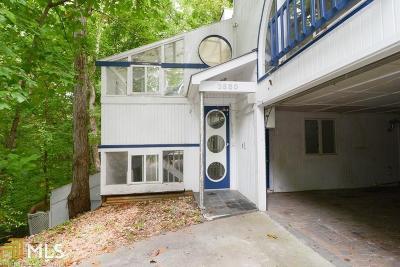 Brookhaven Single Family Home New: 3880 NE The Ascent