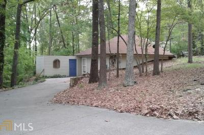 Woodstock Single Family Home Under Contract: 1501 Dupree Rd