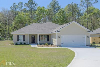 Kingsland GA Single Family Home New: $199,900