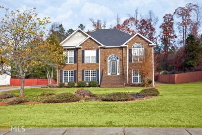 Jonesboro Single Family Home New: 9316 Carnes Xing Cir