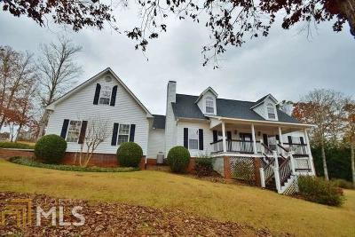 Gainesville Single Family Home New: 3404 Osceola Trl