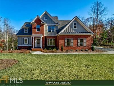 Jefferson GA Single Family Home New: $339,900
