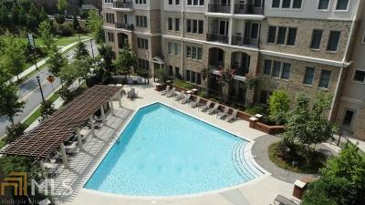 Atlanta Condo/Townhouse New: 3621 Vinings Slope #1333