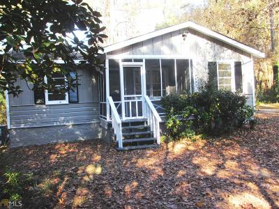 Stone Mountain Single Family Home Under Contract: 5619 Noblett Rd