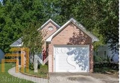 Douglasville Rental New: 8057 Fieldstream Way