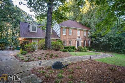 Sandy Springs Single Family Home New: 305 Skyridge Dr
