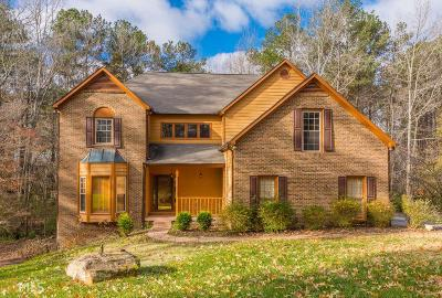 Powder Springs Single Family Home For Sale: 3870 Casteel Club Ln