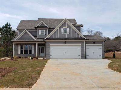 Winder Single Family Home New: 227 Rockwell Ct