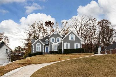 Decatur Single Family Home Under Contract: 4171 Summit Xing Dr
