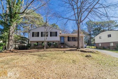Jonesboro Single Family Home Under Contract: 8246 Chestnut Dr