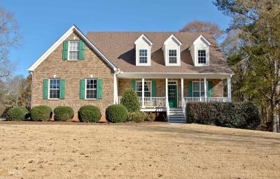 Senoia Single Family Home New: 20 Mount Moriah