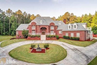 Fayetteville GA Single Family Home For Sale: $799,999