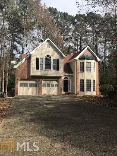 Powder Springs Single Family Home Under Contract: 3255 Woodcliff Way