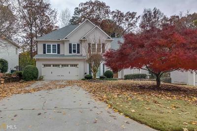 Alpharetta Single Family Home New: 11810 Windcreek Overlook